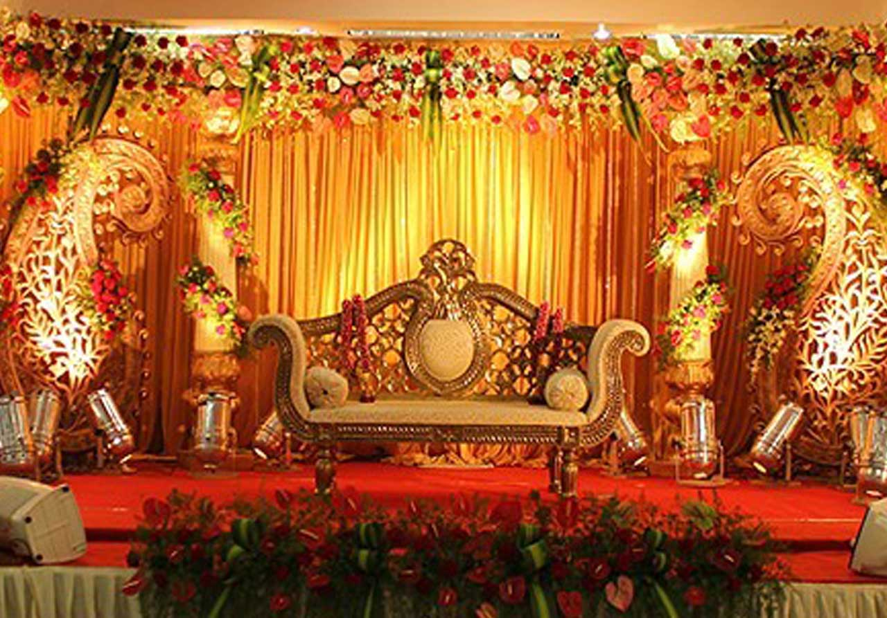 marriage decoration in tuticorin events management. Black Bedroom Furniture Sets. Home Design Ideas